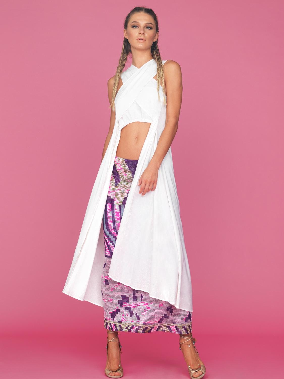 Lobo Long Skirt