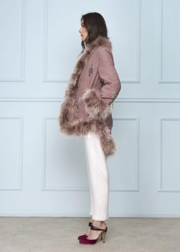 Viscosse Coat