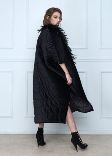 Ostrich Coat