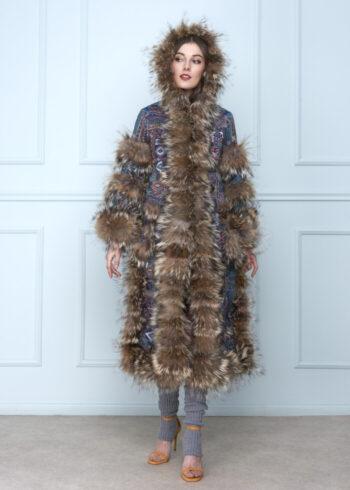 Natural Fabric Coat