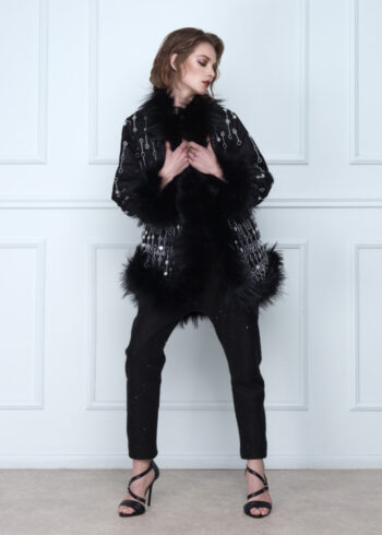 Black Tears Coat