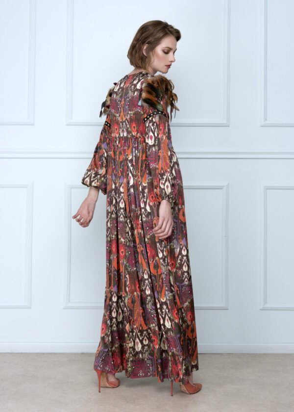 Feathers Dress